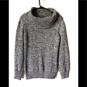 NWOT Ralph Lauren Cowl Neck Sweater